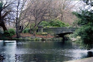 St Stephens Green Dublin